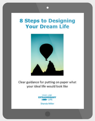 pdf guide 8 steps to designing your dream life